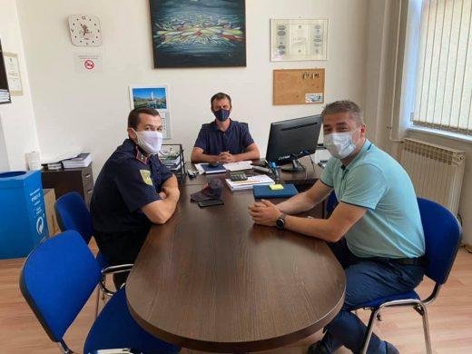 dobrovoljno Vatrogasno društvo i JU KSC