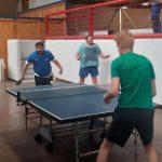 Trening u stonom tenisu
