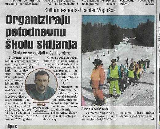 skijanje