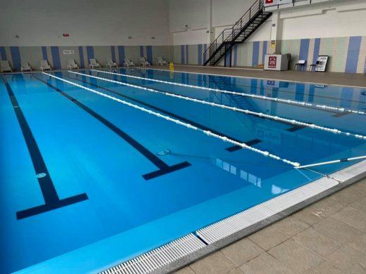 ponovo otvoren bazen